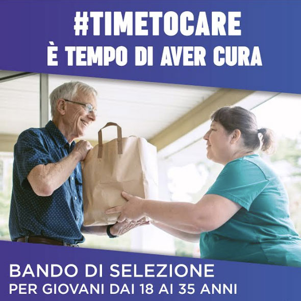 time to care banner