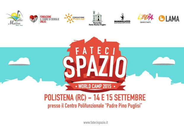 Fateci Spazio, a Polistena - World Camp 2015